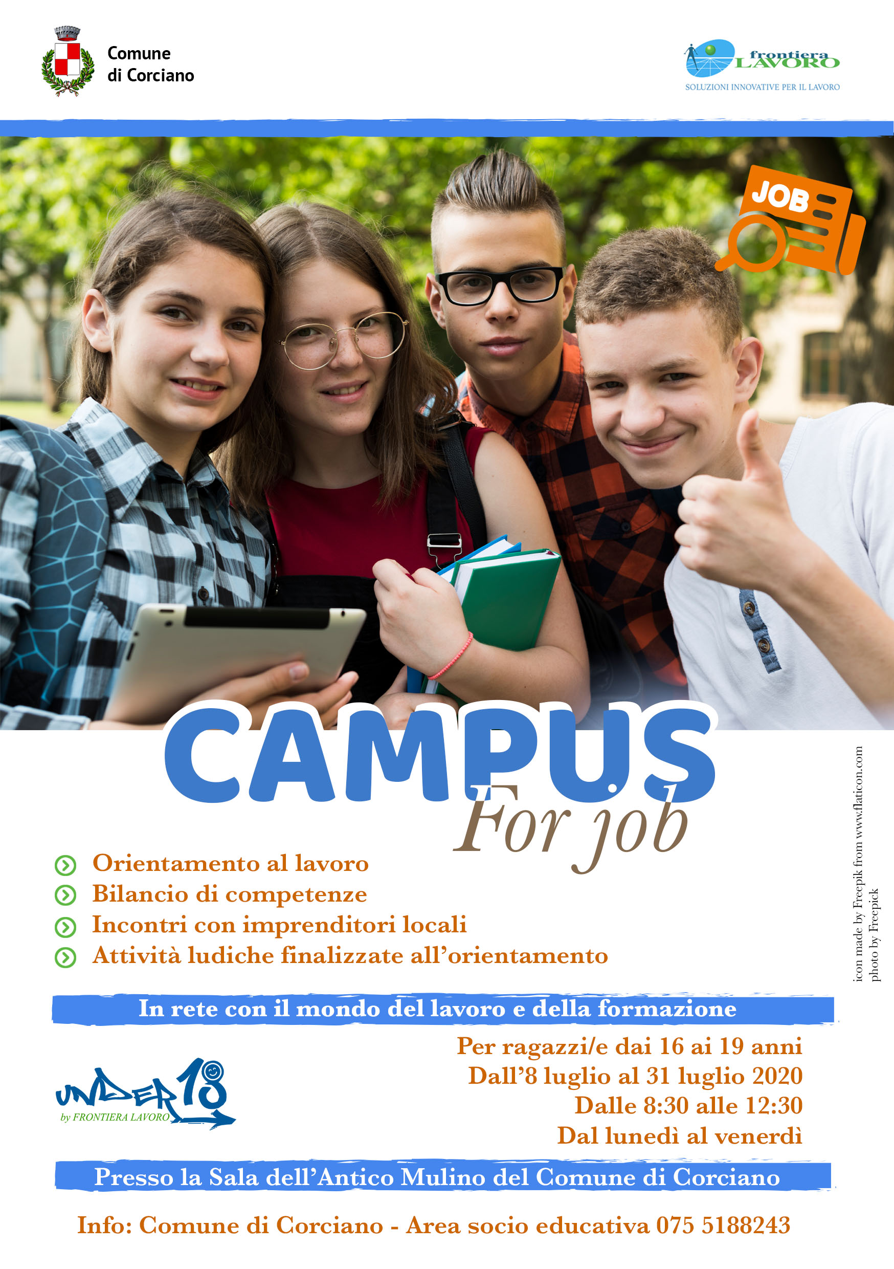 VOLANTINO_CAMPUS_FOR_JOB_CORCIANO_2020.jpg