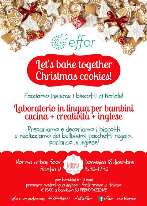 Biscotti Di Natale Umbria.Umbriain Facciamo I Biscotti Di Natale In Inglese Lab Per Bambini