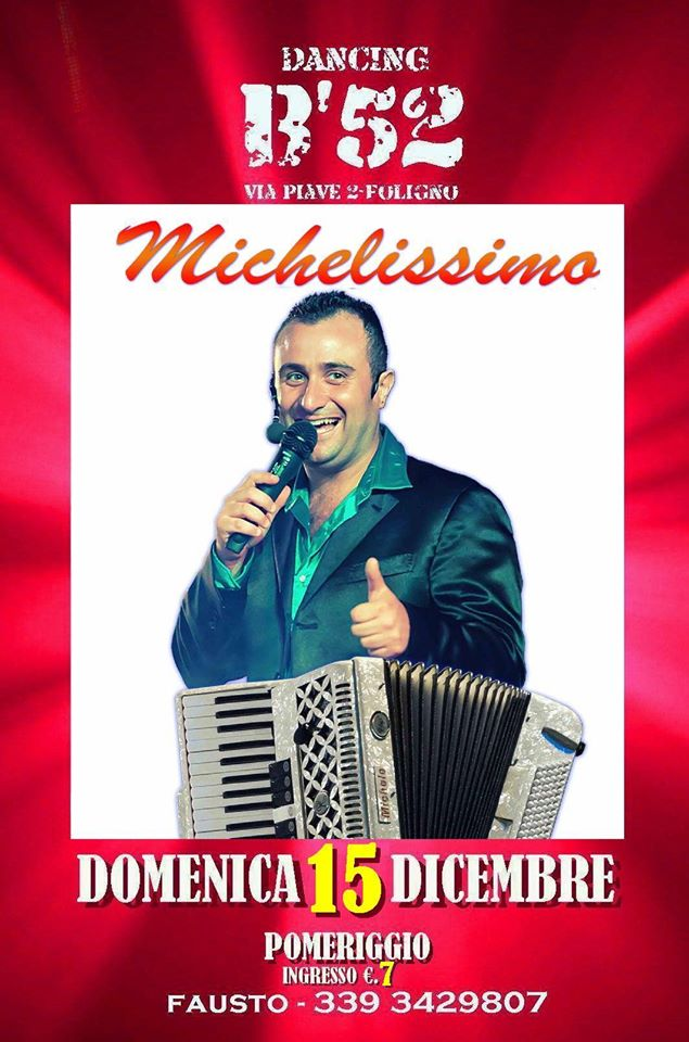 Dancing B-52: Orchestra Michelissimo